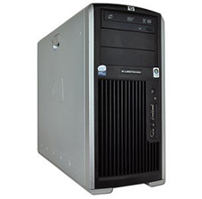 HP hp-XW8600 Work Station used pc for sale call for pricing and info